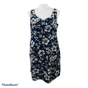 Hilo Hattie Hawaiian Dress Size 12